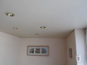 Натяжные потолки - Матовые