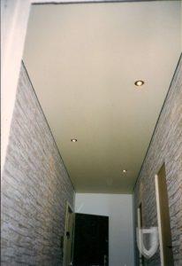 Натяжные потолки - Сатиновые