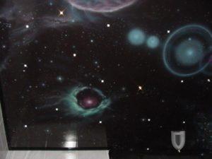 Эксклюзивные потолки - Звездное небо